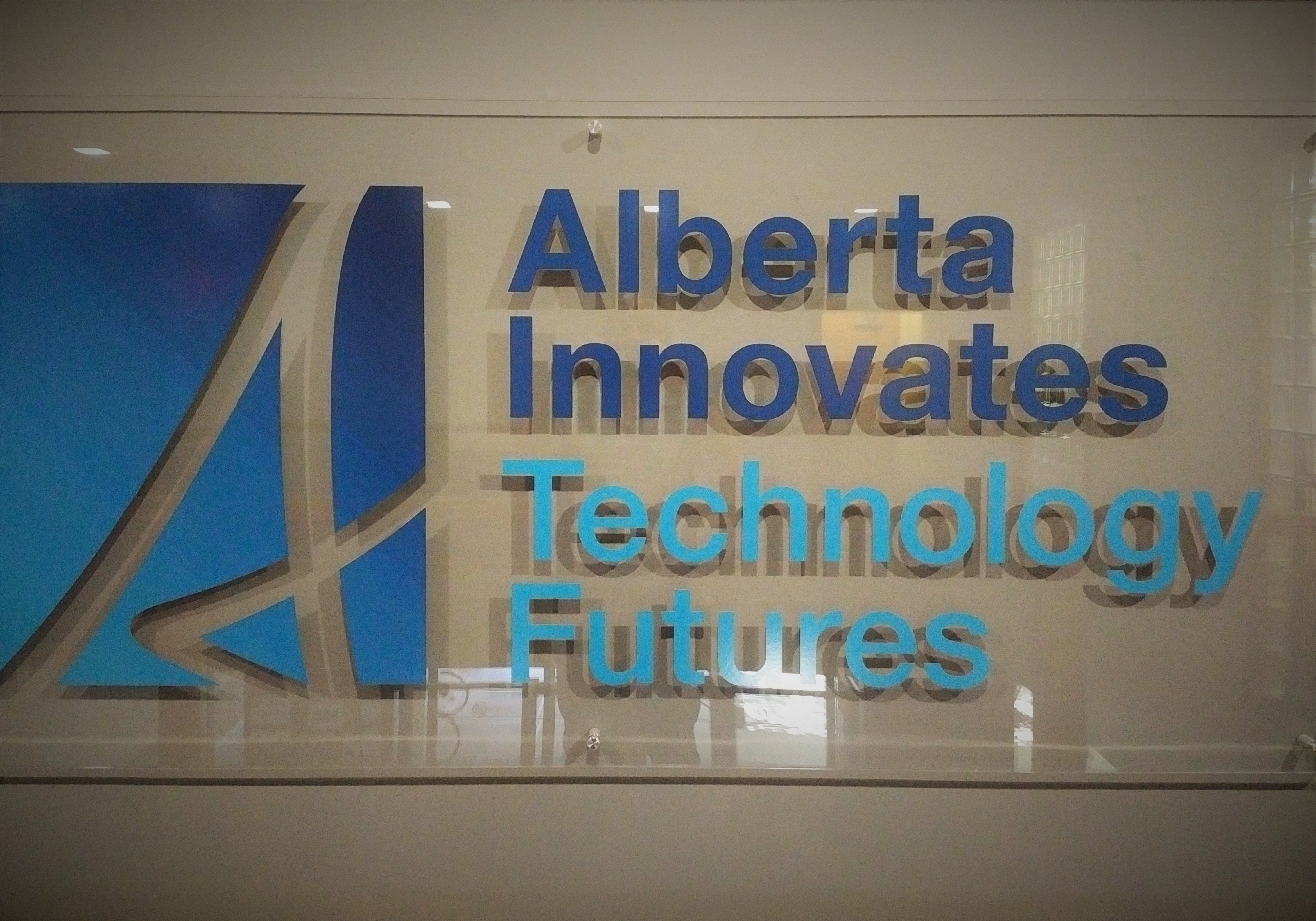Genome Alberta office entrance