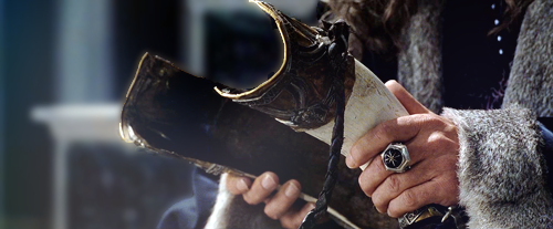 Image of the horn of gondor